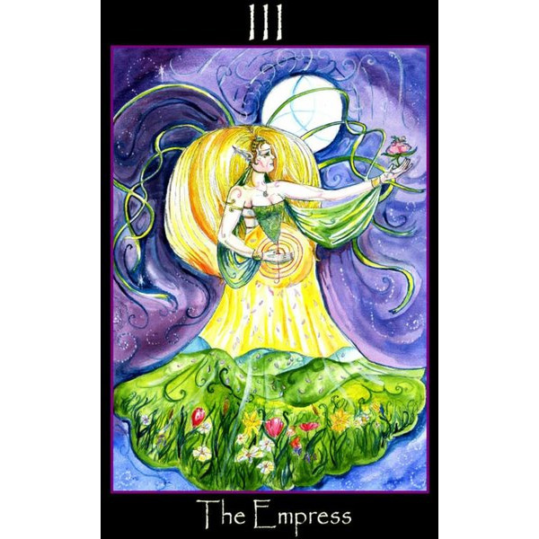 Tarot of the Sidhe 4