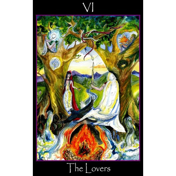 Tarot of the Sidhe 5