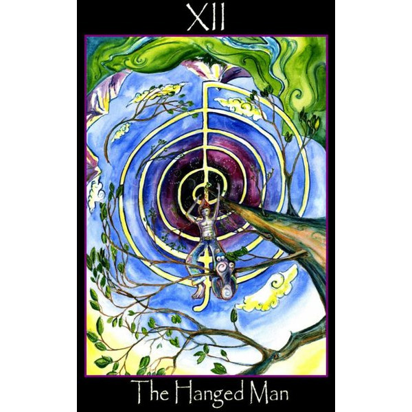 Tarot of the Sidhe 7