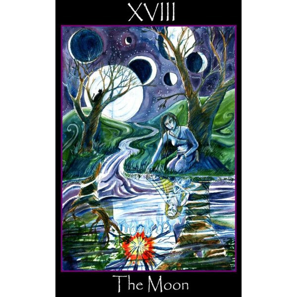 Tarot of the Sidhe 9