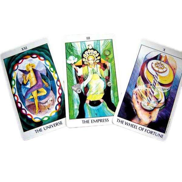 Tarot of the Spirit 8