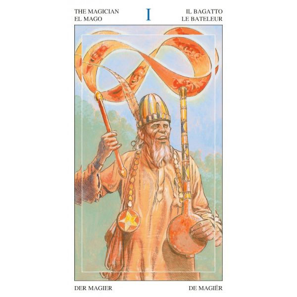 Tarot of the Spirit World 2