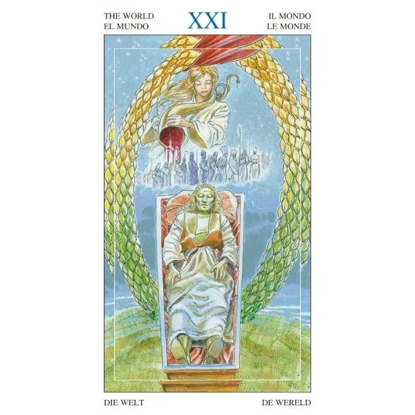 Tarot of the Spirit World 4