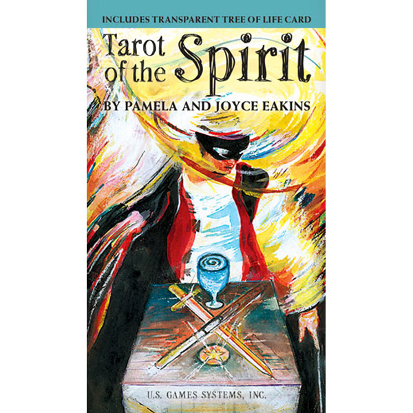 Tarot of the Spirit 9