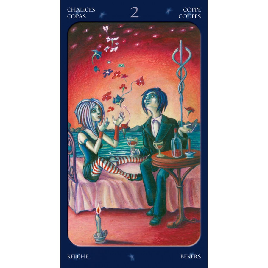 Tarot of the Sweet Twilight 1