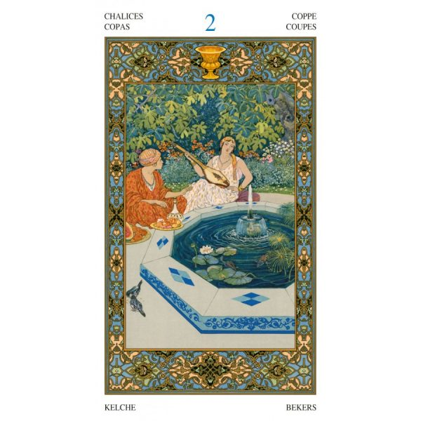 Tarot of the Thousand and One Nights 1
