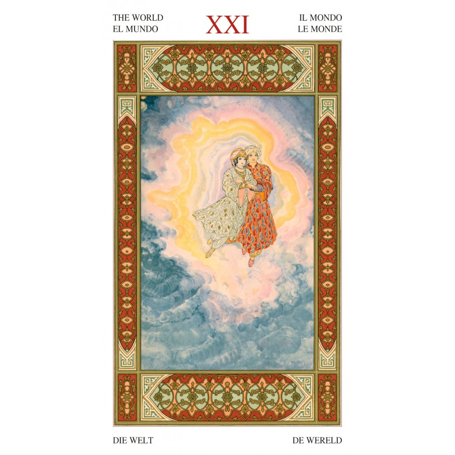 Tarot of the Thousand and One Nights 10