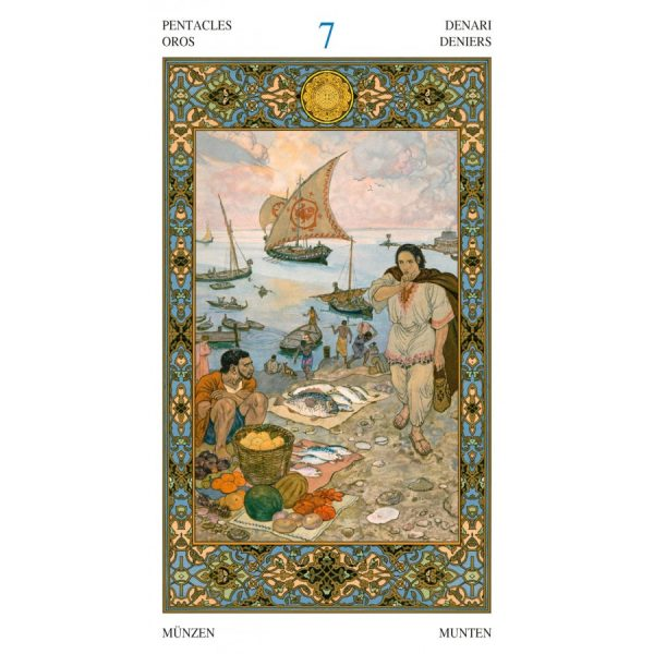 Tarot of the Thousand and One Nights 2