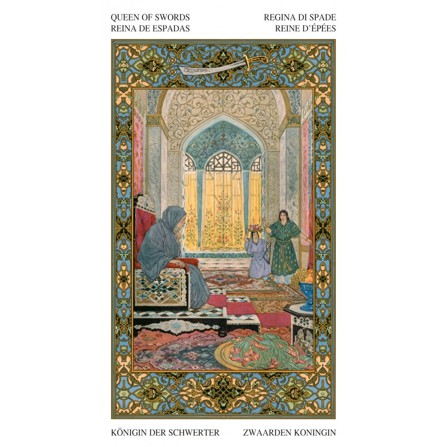 Tarot of the Thousand and One Nights 4