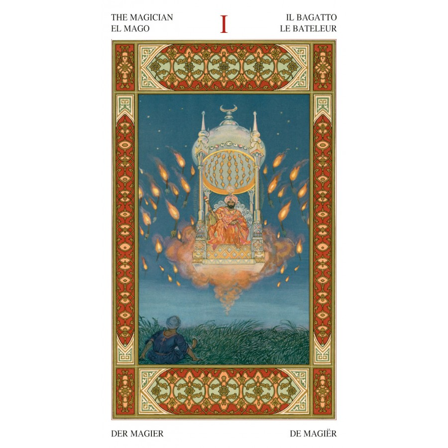 Tarot of the Thousand and One Nights 5
