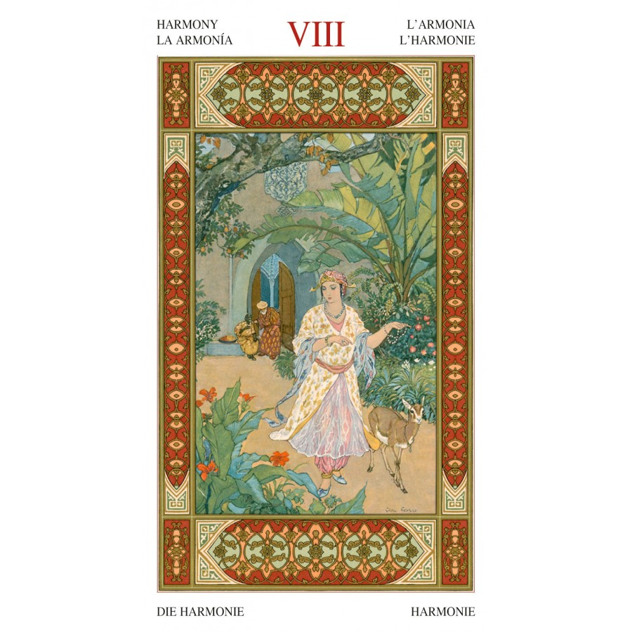 Tarot of the Thousand and One Nights 6