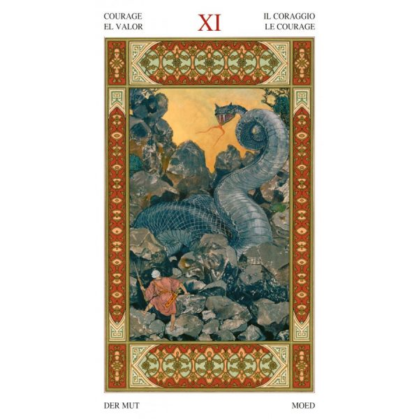 Tarot of the Thousand and One Nights 7