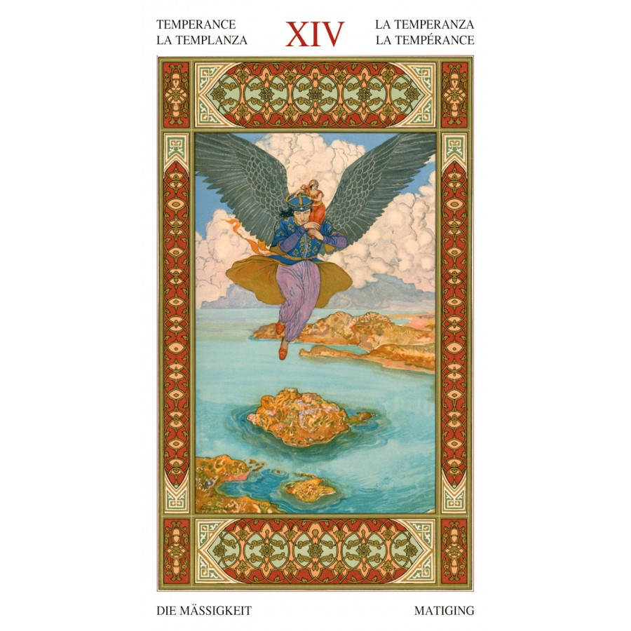 Tarot of the Thousand and One Nights 8