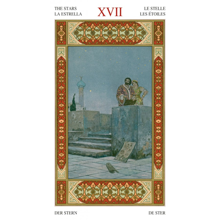 Tarot of the Thousand and One Nights 9
