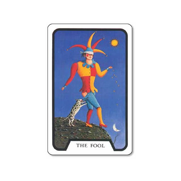 Tarot of the Witches 1