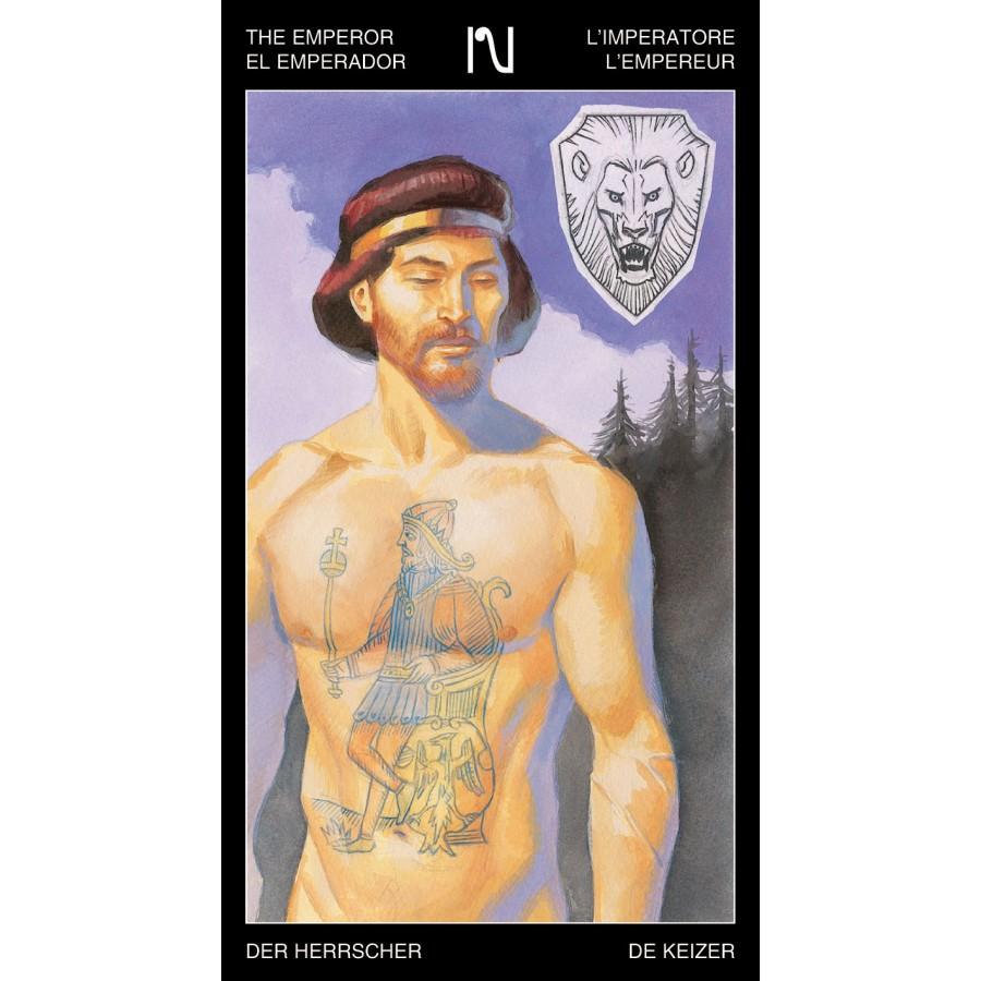 Tattoed Tarot 5