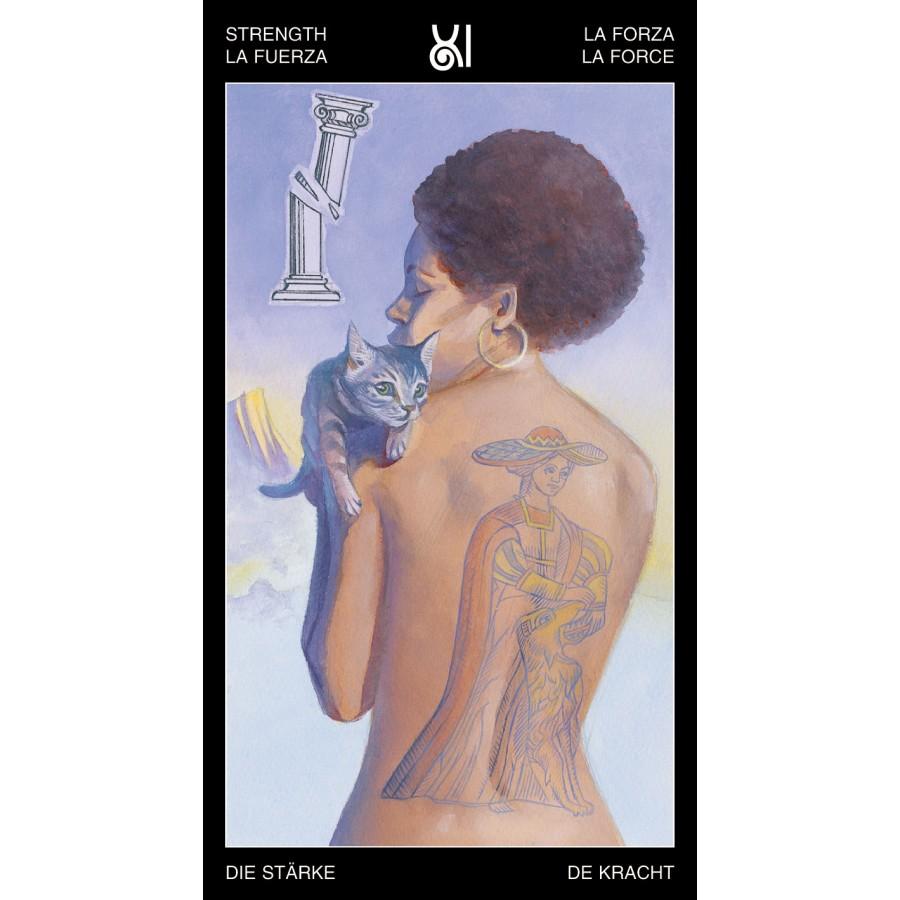 Tattoed Tarot 7