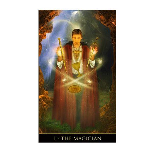 Thelema Tarot 4