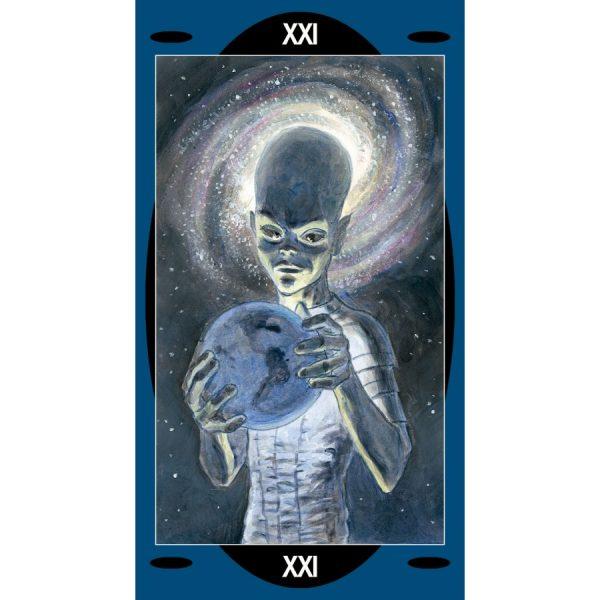 UFO Tarot 10