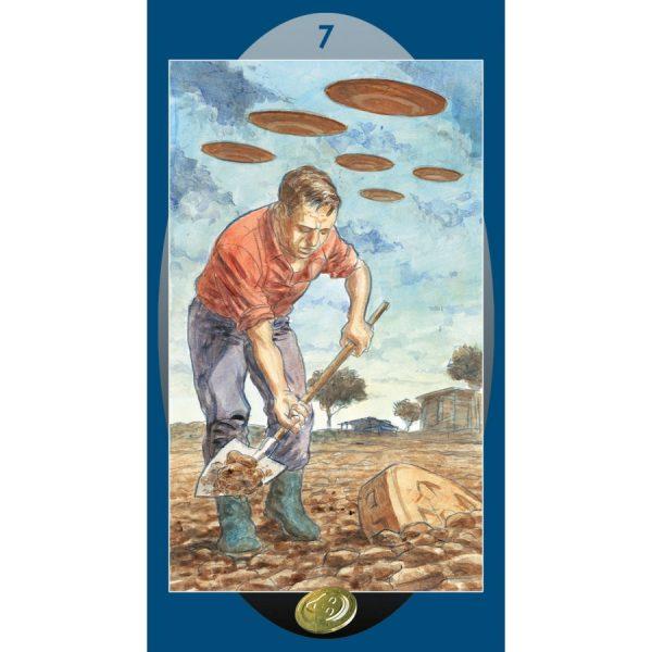 UFO Tarot 2