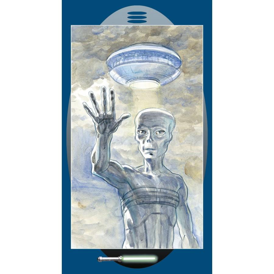 UFO Tarot 4