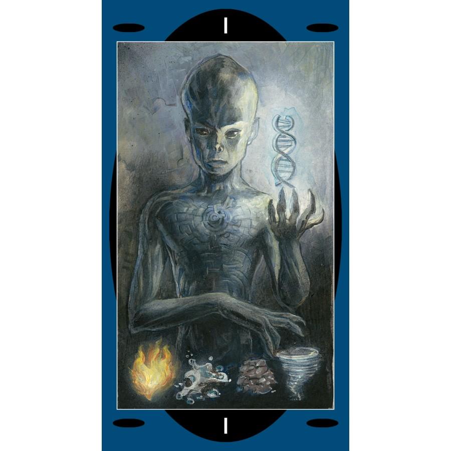 UFO Tarot 5