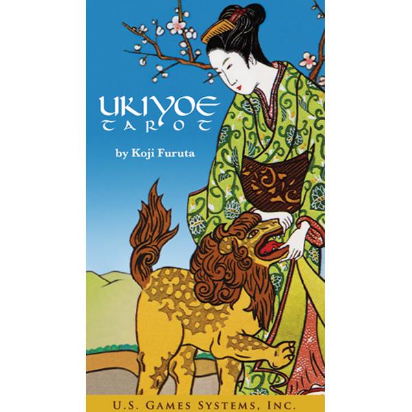 Ukiyoe Tarot 2