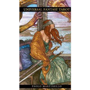 Universal Fantasy Tarot 8