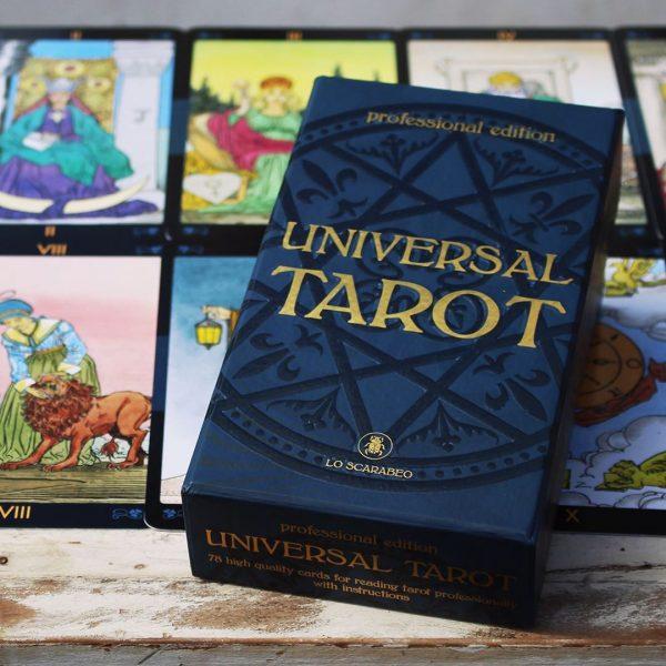 Universal Tarot – Professional edition 8