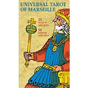 Universal Tarot of Marseille 4