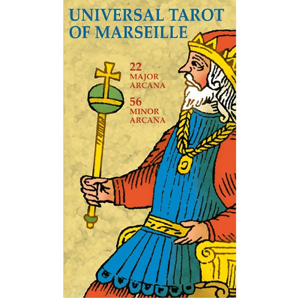 Universal Tarot of Marseille 3