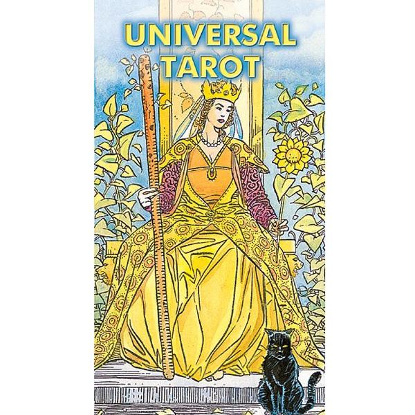 Universal Tarot 9