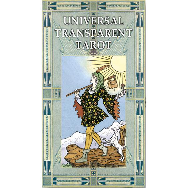 Universal Transparent Tarot 29