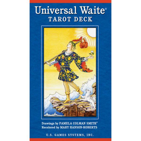 Universal Waite Tarot 5