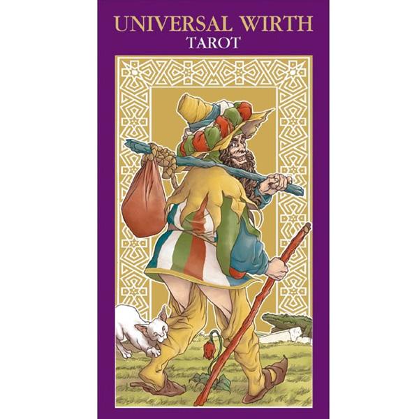 Universal Waite Tarot 1