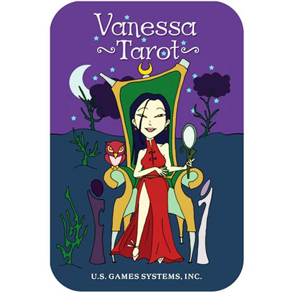 Vanessa Tarot 5