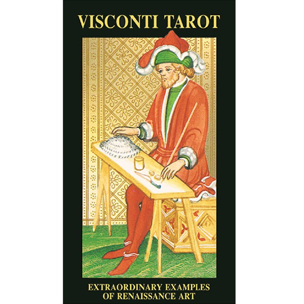 Visconti Tarot 5