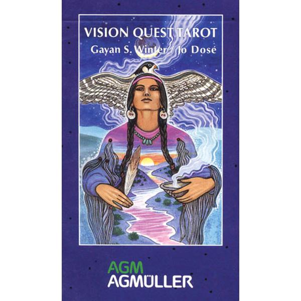 Vision Quest Tarot 39