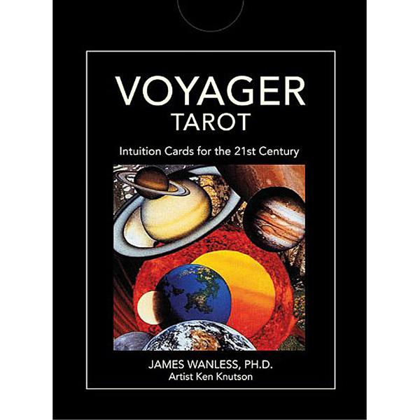 Voyager Tarot 9