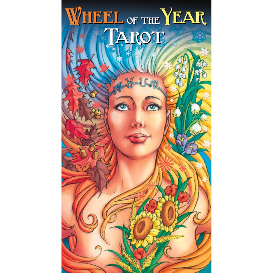 Wheel of the Year Tarot 12