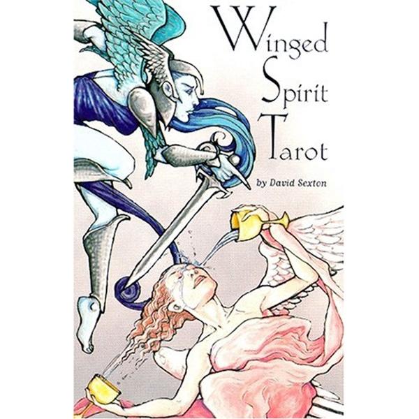 Winged Spirit Tarot 35