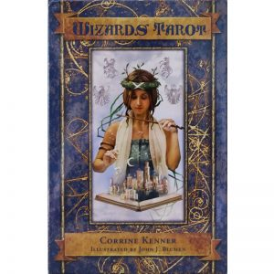 Wizards Tarot 7