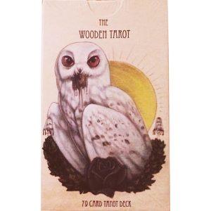 Wooden Tarot 4
