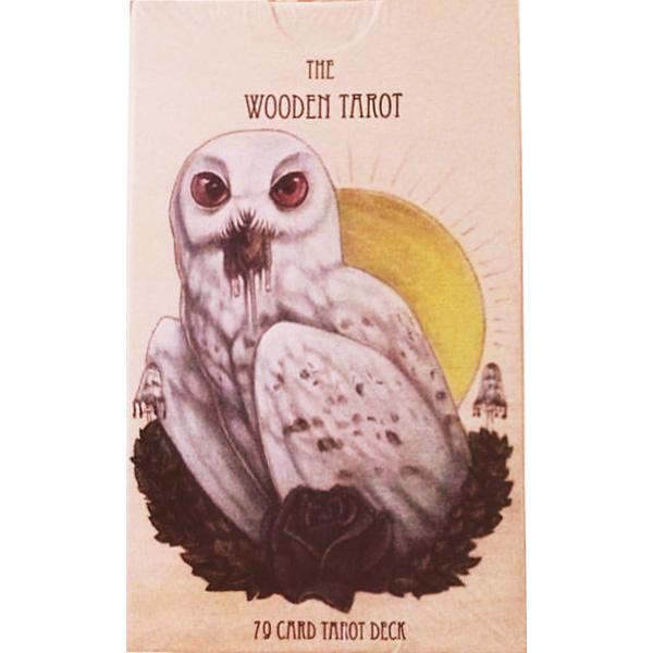 Wooden Tarot 6
