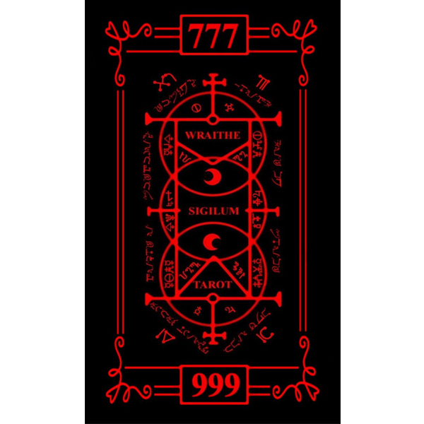 Wraithe Sigillum Tarot 3