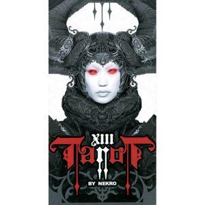 XIII Tarot by Nekro 9
