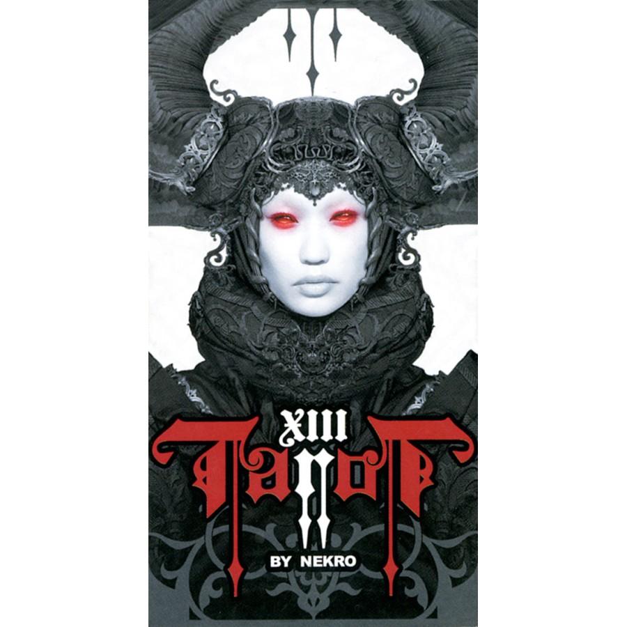 XIII Tarot by Nekro 5