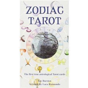 Zodiac Tarot 7