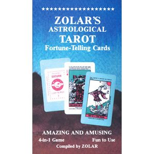 Zolar's Astrological Tarot 30