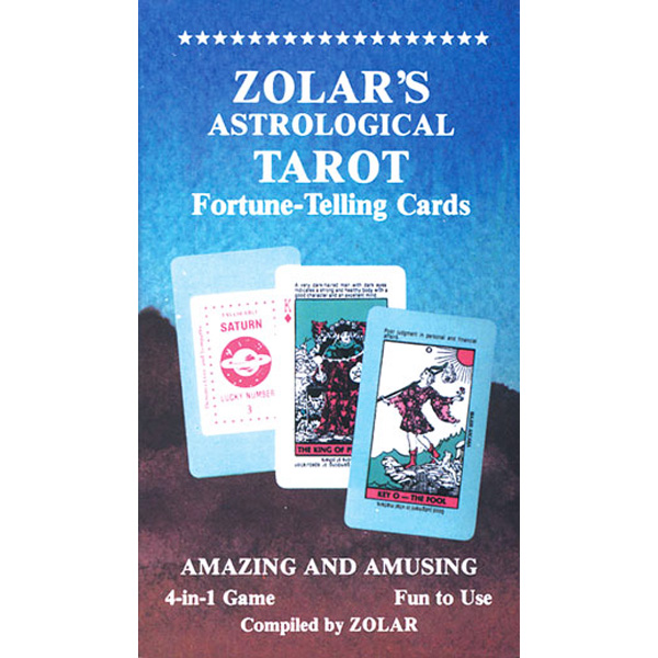 Zolar's Astrological Tarot 26